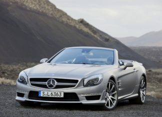 AMG will develop the new generation of the SL-Class