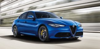 Alfa Romeo Giulia Veloce and Giulia Advanced Efficiency
