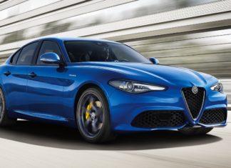 Alfa Romeo Giulia Veloce and Giulia Advanced Efficiency