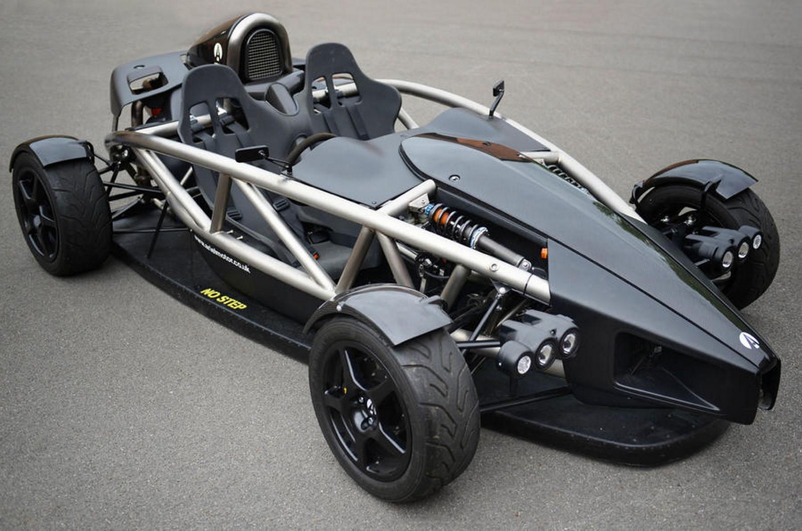 Ariel Atom Aero P Concept