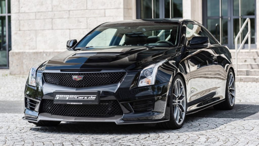 Cadillac ATS-V Coupe by GeigerCars