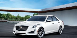 Cadillac presented the White Edition models, exclusively for Japan