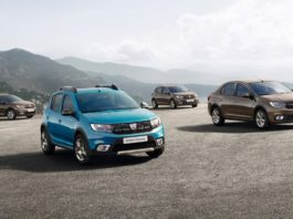 Dacia Logan and Sandero facelift