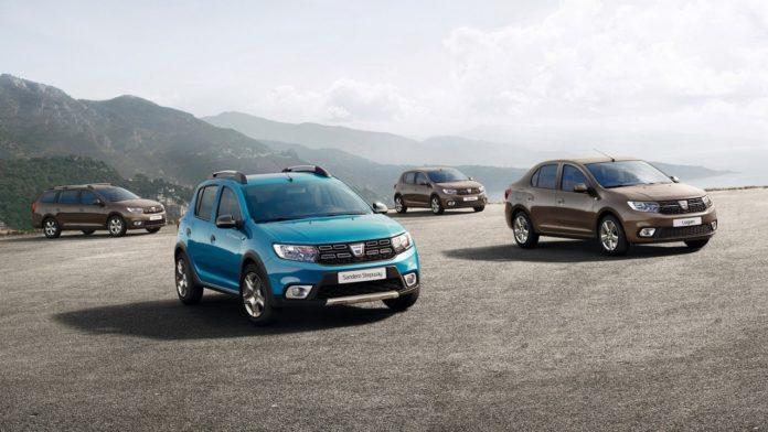 Dacia Logan and Sandero facelift