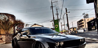 Dodge Challenger by Liberty Walk