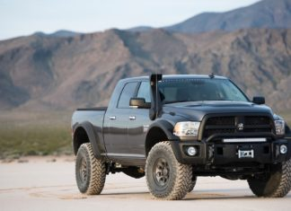 Dodge Ram by AEV