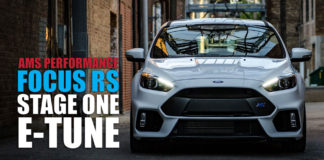 Ford Focus RS by AMS Performance