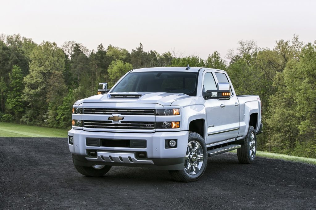 GM will offer a new 6.6-liter diesel engine on the Silverado and Sierra