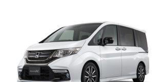 Honda Step WGN Modulo X