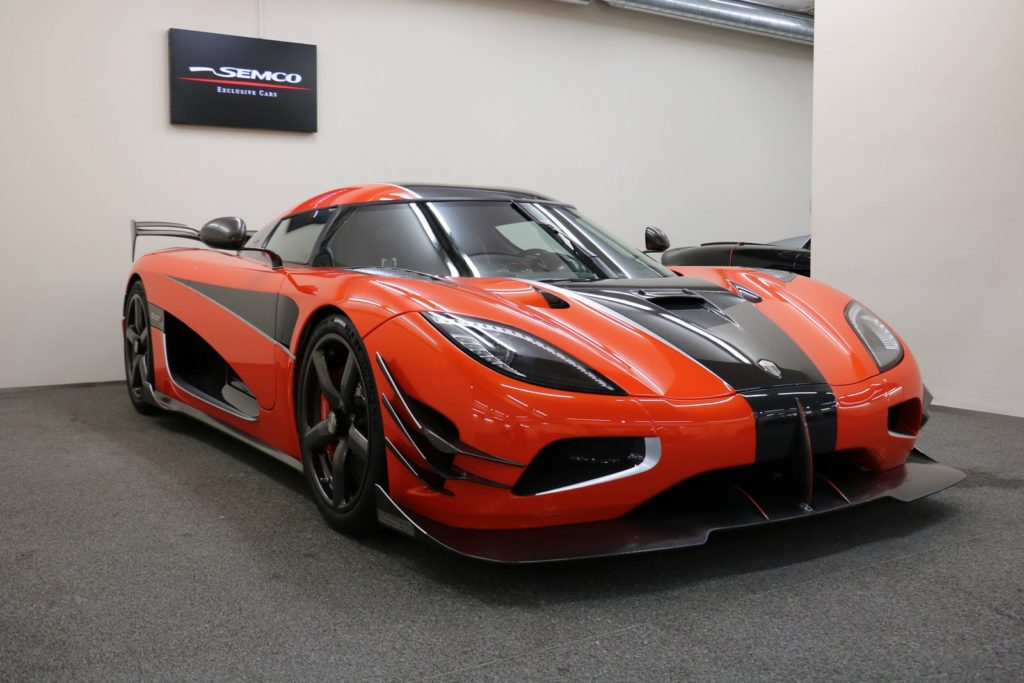Koenigsegg Agera RS One of 1 for sale