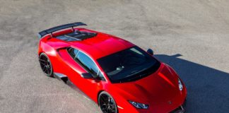 Lamborghini Huracan by Novitec Torado with 860 hp
