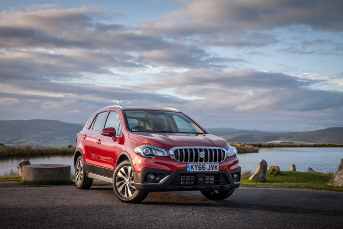 New info for the Suzuki SX4 S-Cross