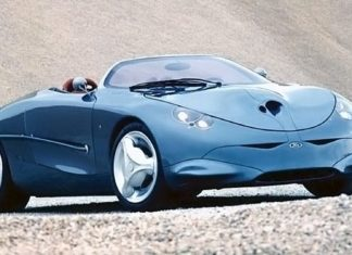 Old Concept Cars Ford Ghia Focus concept