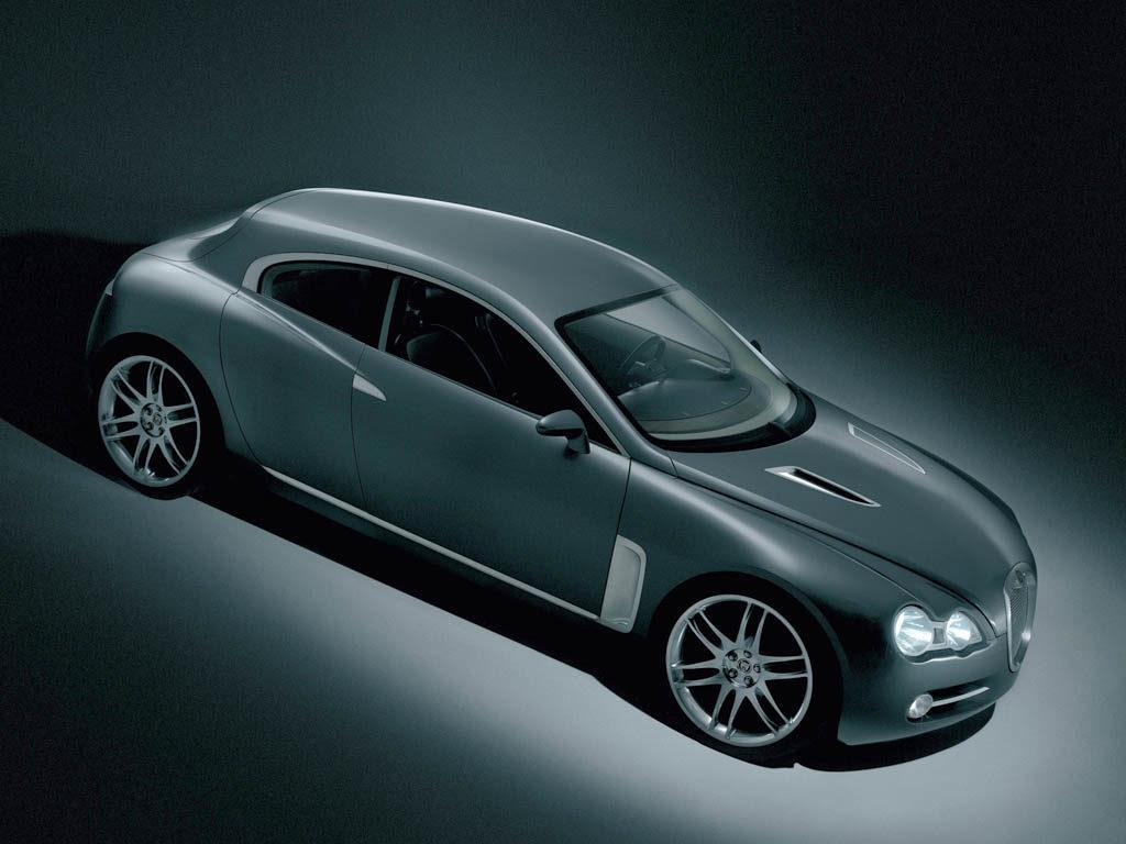 Old Concept Cars Jaguar R D6