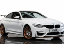 One of the 700 BMW M4 GTS is up for sale