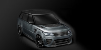 Range Rover Sport SVR by Overfinch