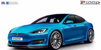 Tesla Model S P100D by RevoZport