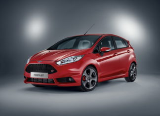 The Ford Fiesta ST is now available in a five door version