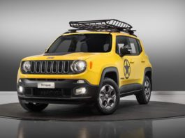 The cars of Jeep for the Paris auto show