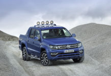 Volkswagen Amarok Canyon Edition