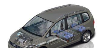 Volkswagen is recalling 30,000 natural gas cars