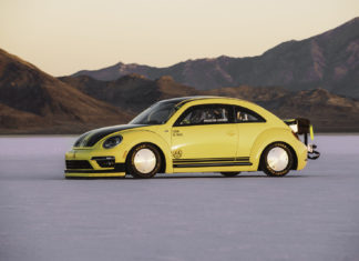 World's fastest Volkswagen Beetle