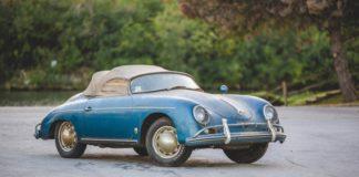 1957 Porsche 356 Speedster heads to auction