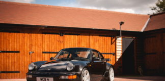 1993 Ruf 964 RCT heads to auction