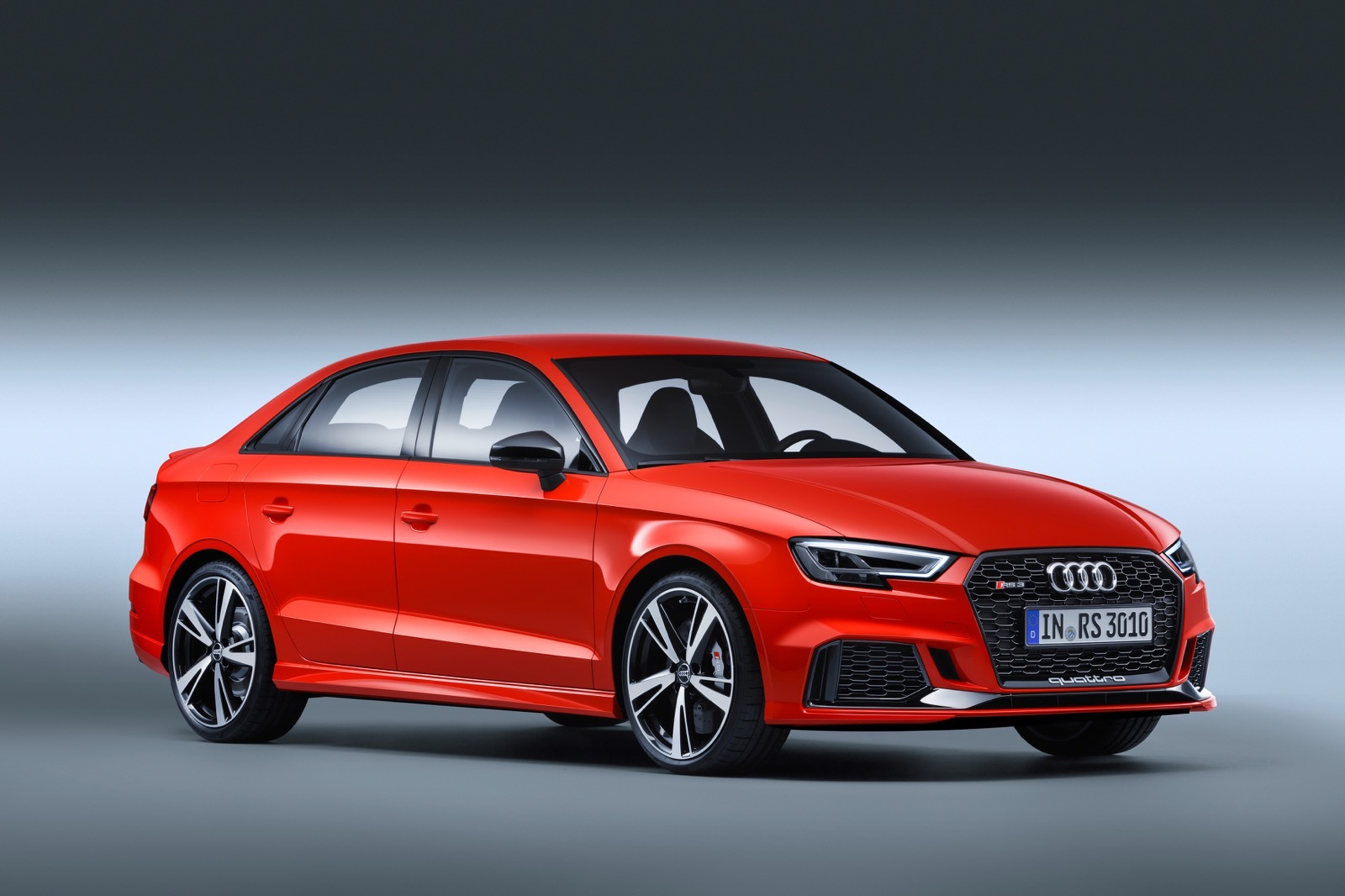 2016 paris auto show audi rs3 sedan. Black Bedroom Furniture Sets. Home Design Ideas