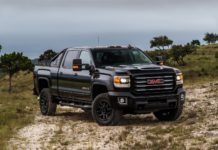 2017 GMC Sierra HD All Terrain X