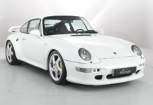 A 1995 Porsche 911 (993) Turbo X50 is up for sale