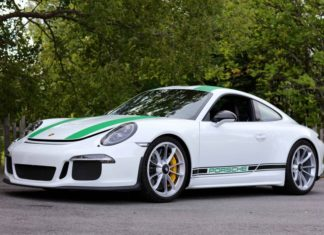A Porsche 911 R is heading to auction