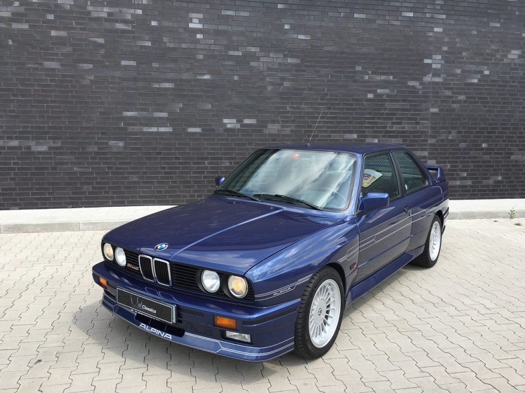 A Beautiful Alpina B S Is Up For Sale - Bmw 3 series alpina for sale