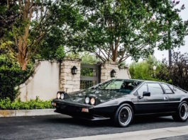 A gorgeous 1978 Lotus Esprit S1 is up for sale