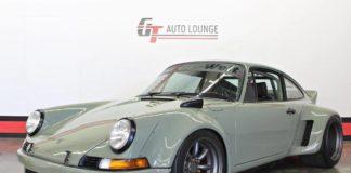 A gorgeous 1990 Porsche 911 RWB is up for sale