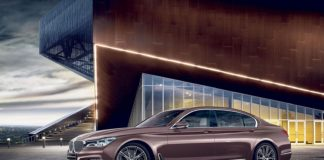 BMW 7-Series Rose Quartz