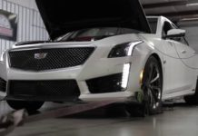 Cadillac CTS-V HPE1000 by Hennessey