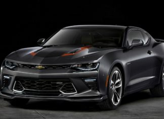 Chevrolet Camaro 50th Anniversary Edition Pack