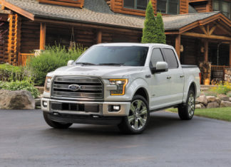 Ford halts the production of the F-150