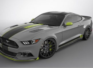 Ford is bringing 6 modified Mustangs and 2 Fusions to this year's SEMA