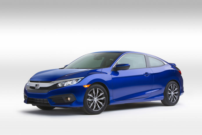 Honda is recalling 350,000 Civics