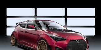 Hyundai Veloster Concept heading to SEMA