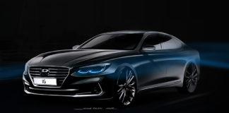 Hyundai teases the new Azera