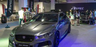 Jaguar XE by ASPEC