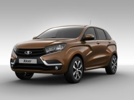 Lada adds new equippment on the Xray