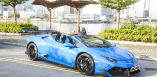 Lamborghini Huracan by DMC producing 1,088 hp