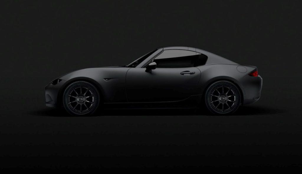 Mazda MX-5 Speedster Evo and RF Kuro Concepts heading to SEMA
