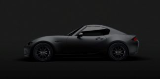 Mazda MX-5 Speedster Evo and RF Kuro Concepts heading to SEMA