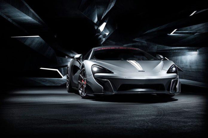 McLaren 570S by Vorsteiner