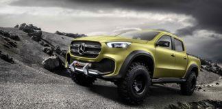 Mercedes X-Class Concept